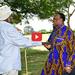 Museveni hosts Kanda Bongo Man