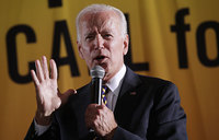Biden accuses Trump of trafficking in 'resentment and fear'