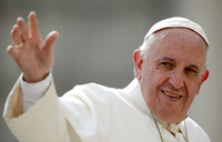 Pope Francis to travel to Mexico in 2016