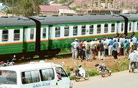 Coronavirus: URC suspends commuter train services