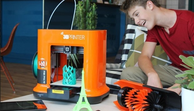 XYZprinting announces $290 desktop 3D printer | IDG Connect