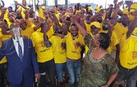 200 NUP supporters defect to the NRM