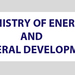 Tender notice from Ministry of Energy
