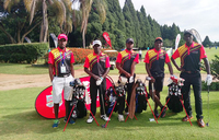 Swaziland dents Uganda's Africa Zone V golf title hopes