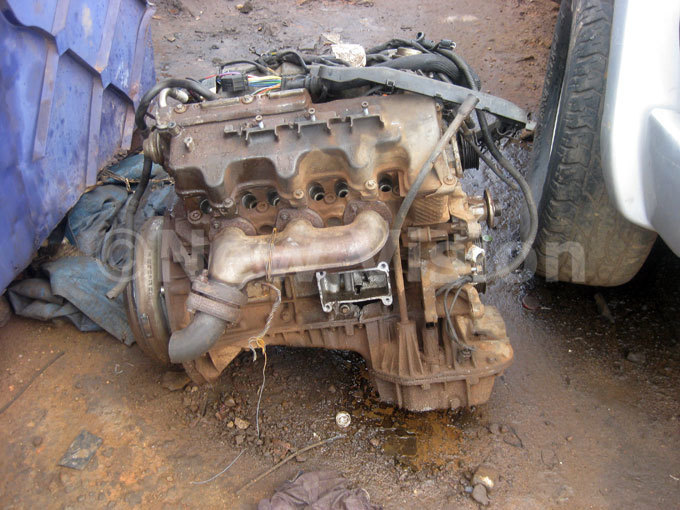 he engine can get damaged due to poor servicing