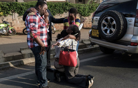 Uhuru says Nairobi attackers 'eliminated', 14 victims