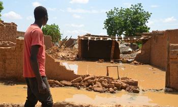 Niger floods 350x210
