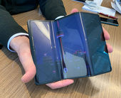 TCL bursts onto the Android scene with folding and rollable screen screens you'll flip over