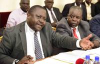 MPs, NOTU leaders clash in heated debate