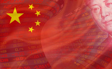 Chinese currency reserves drop again
