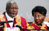 Ugandans await polls petition verdict