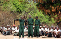 Mozambique ex-rebels stage attack after saying peace deal over