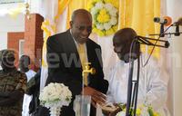 Museveni hails Bisaka
