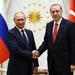 Erdogan, Putin agree joint push to end Syria war