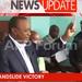 Uhuru's landslide victory