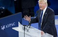 Trump blocks release of Democratic memo on Russia probe