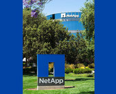 NetApp sneaks past IBM as storage market heats up
