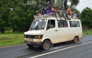 african-bus