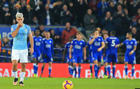 Man City slump continues as they lose 2-1
