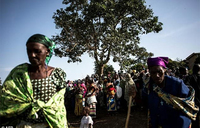UN troops find 8 bodies after bloodshed in eastern DR Congo