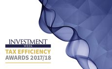 Enter now for the IW Tax Efficiency Awards 2017-18