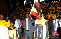 Uganda's team for FEASSSA games flagged off