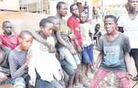Violence against children creating generational monsters