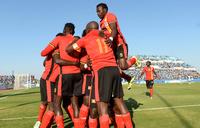 AFCON qualifier: Botswana 1  Uganda 2