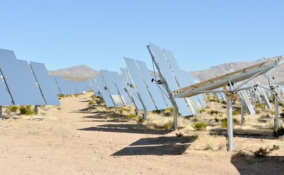 Solar power in California is on the rise, according to Rhame