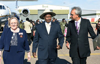 Museveni in UK for conference on Somalia