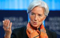 IMF's Lagarde warns US won't meet growth targets amid slow reforms