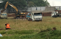 Construction on Masaka Golf Course continues