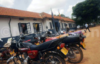 Police deregister 150 motorcycles in Soroti