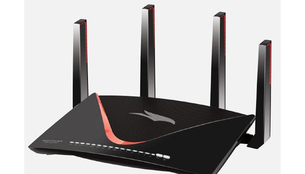Netgear's XR700 Nighthawk Pro Gaming Router features 10-gigabit ethernet