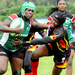 Lady Rugby Cranes pick positives from continental showpiece
