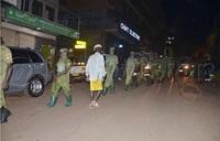 Police, LDU arrest 18, in city night operation
