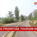 Government to prioritise tourism roads
