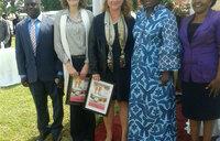 In pictures: Kadaga launces $2.5m preterm birth study project