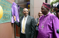 Rugunda commissions Church House