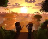 Minecraft's long-promised Super Duper Graphics Pack overhaul is dead
