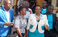 Turinawe, suspected magistrate attackers case set for hearing