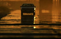 The dos and don'ts of driving at night