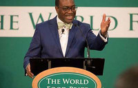 AFDB president to start fund for young farmers