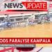 Floods paralyse Kampala city