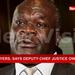 I need prayers, says deputy Chief Justice