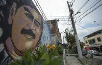 Pablo Escobar's dark legacy refuses to die 25 years on