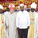 Museveni commends Catholic Church for guiding the youth