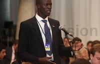 Ugandan nominated for 2015 Nobel Peace Prize