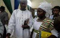 Sierra Leone govt to seek higher diamond offers in Belgium