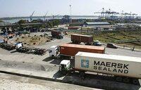 Ugandan goods account for 73.1 percent of Mombasa cargo